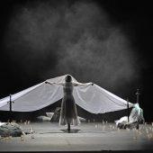 Salvatore Sciarrino: Lohengrin / ML Roland Kluttig/ R Bodo Busse / A Bodo Busse / Premiere 15.03.2014 / Landestheater Coburg